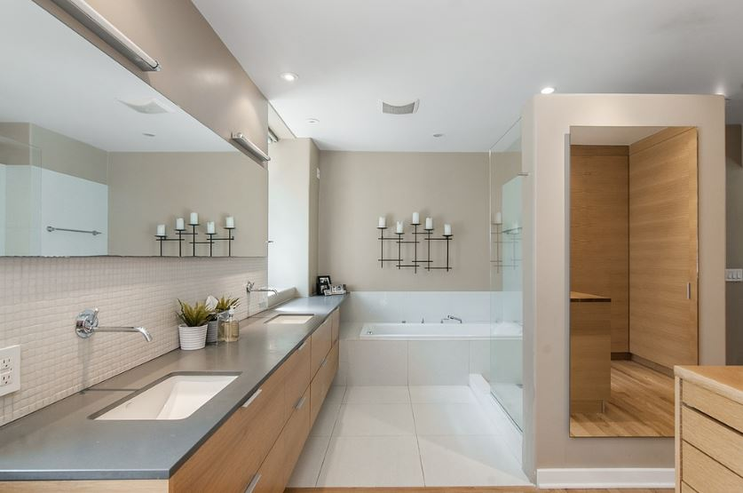Bathroom Quartz rejuvenate your bathroom with quartz - neka granite marble quartz