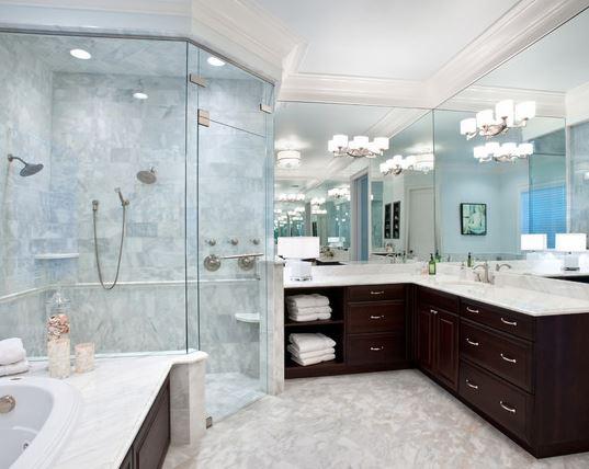 Rejuvenate Your Bathroom With Quartz Neka Granite Marble